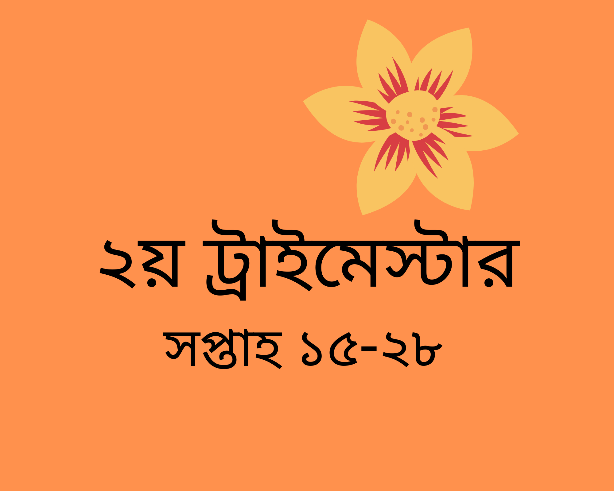 Click here for Trimester 2 wellbeing tips in Bengali